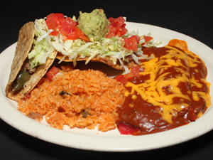 San Antonio Tex-Mex Food